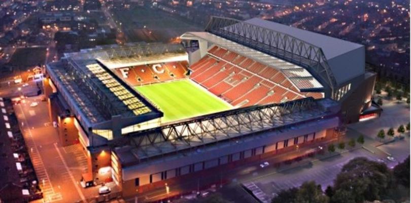 Remodelación de Anfield