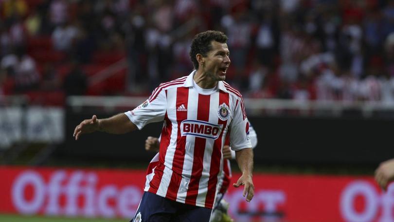 Miguel Sabah en su segunda etapa con Chivas