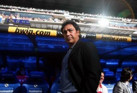 Hugo Sánchez no tiene carácter para controlar el vestidor del Real Madrid