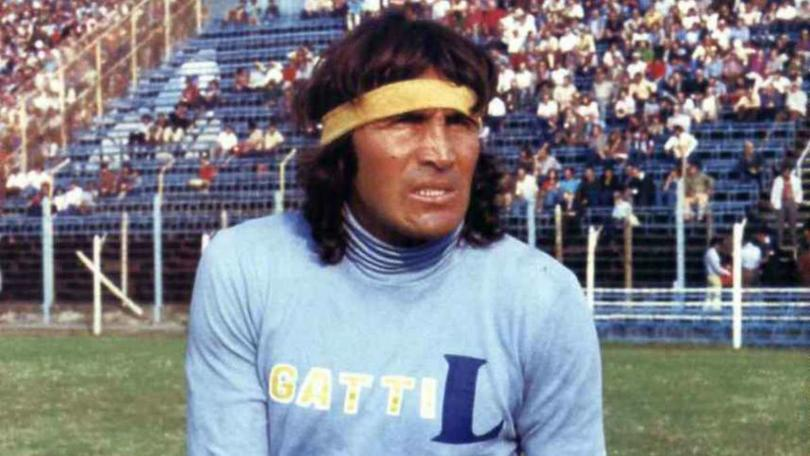 Hugo Orlando Gatti con Boca Juniors