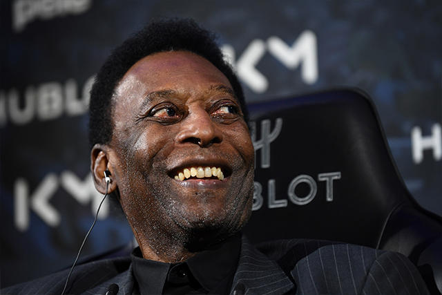 Pelé aseguró que le hubiera gustado junto a Mbappé