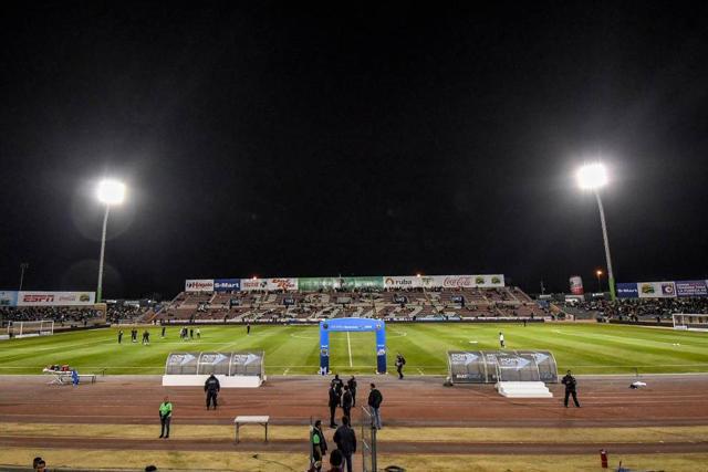 El Estadio de Juárez podría recibir un veto por la falta de seguridad