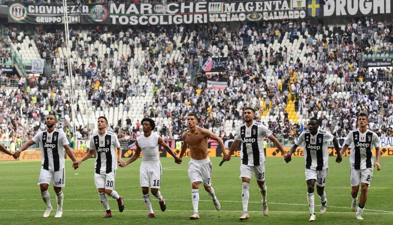 La Juve obtendrá su octavo Scudetto de forma consecutiva
