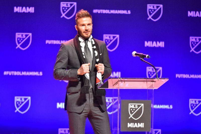 Inter de Milán demanda a David Beckham por su equipo de Miami