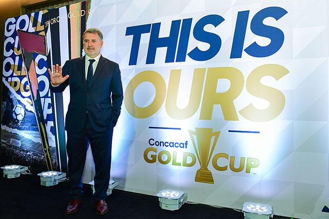 Mexico y el Tata Martino ya conocen a sus rivales de la Copa Oro 2019