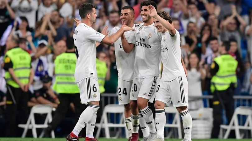 Real Madrid quiere dar un golpe de autoridad al Barcelona en Champions