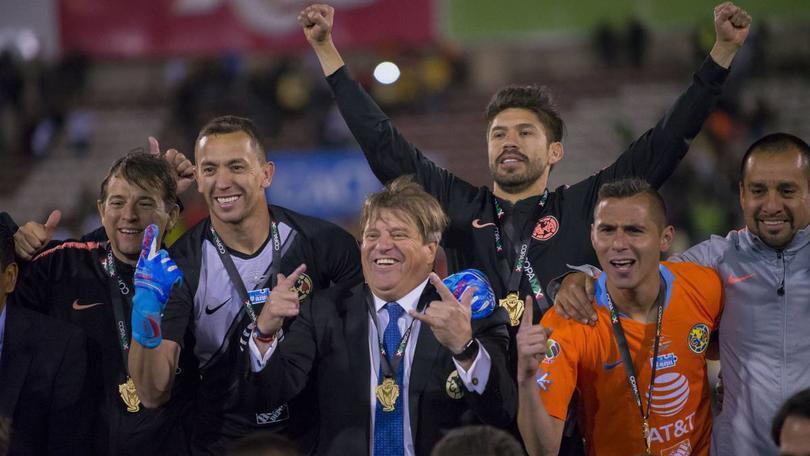 América fue campeón de Copa MX ante Juárez