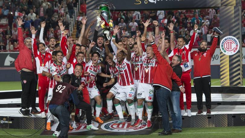 Galería - Todos los campeones de la era moderna de la Copa MX