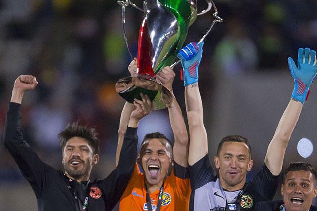 América es el último campeón de la Copa MX