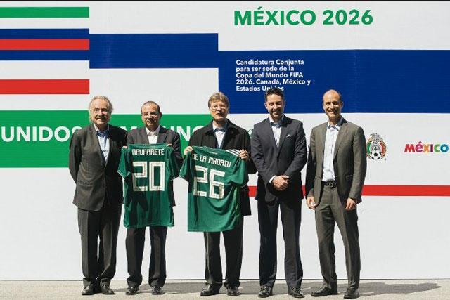 México no cumplirá con el nuevo aeropuerto para el Mundial 2026