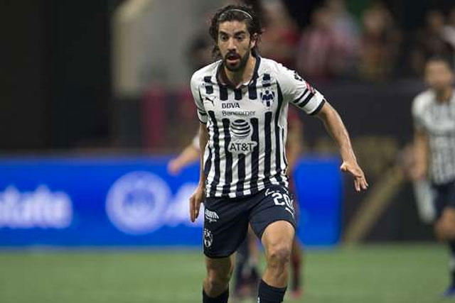 Rodolfo Pizarro está ansioso por volver a jugar una final contra Tigres