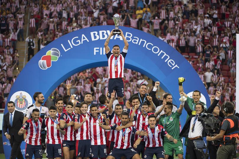Liga MX, Néstor Calderón