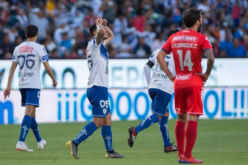 Pachuca goleó 9-2 a Veracruz en la LigaMX