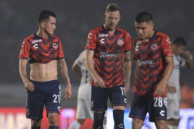 Veracruz está en camino a romper dos de las peores rachas en la historia de la Liga MX