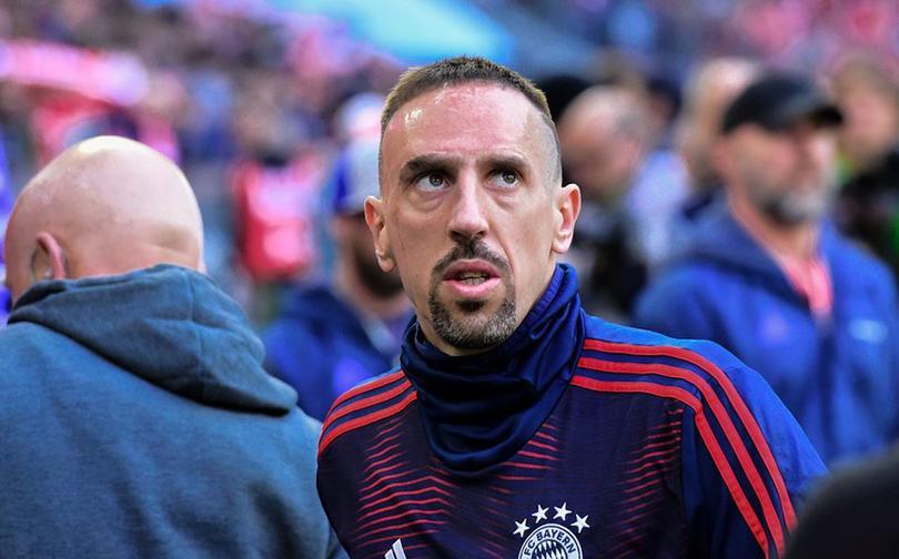 Ribéry saldría rumbo a Catar