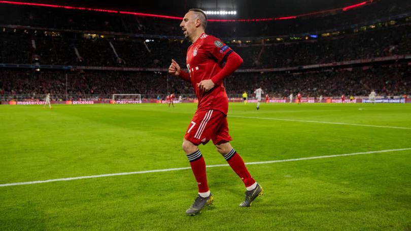Ribéry llegaría a Catar la siguiente temporada