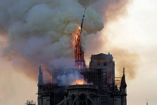 El PSG se unirá a las colectas para la restauración de Notre-Dame