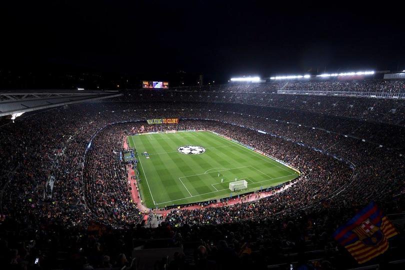 El Camp Nou festejó el gol que eliminó a la Juventus en Champions
