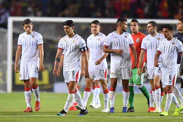 ESPN reveló los nombres de los tres sancionados en Chivas