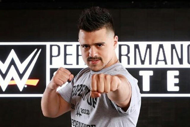 Humberto Garza es el nuevo luchador mexicano en llegar a la WWE