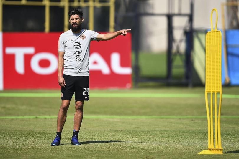 Oribe Peralta se perderá el resto del Clausura 2019