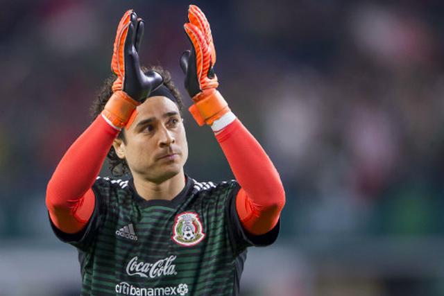 Guillermo Ochoa quiere estar en seis mundiales