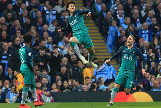 Son Heung-min se convirtió en la máxima figura del Tottenham
