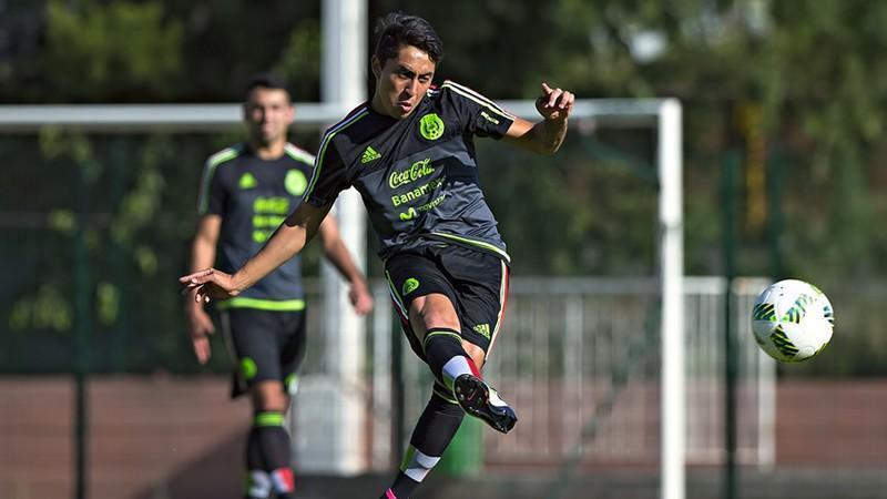 Omar Govea quiere volver a la Selección Mexicana