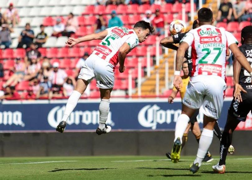 Necaxa y Pachuca empataron a dos goles en el Estadio Victoria