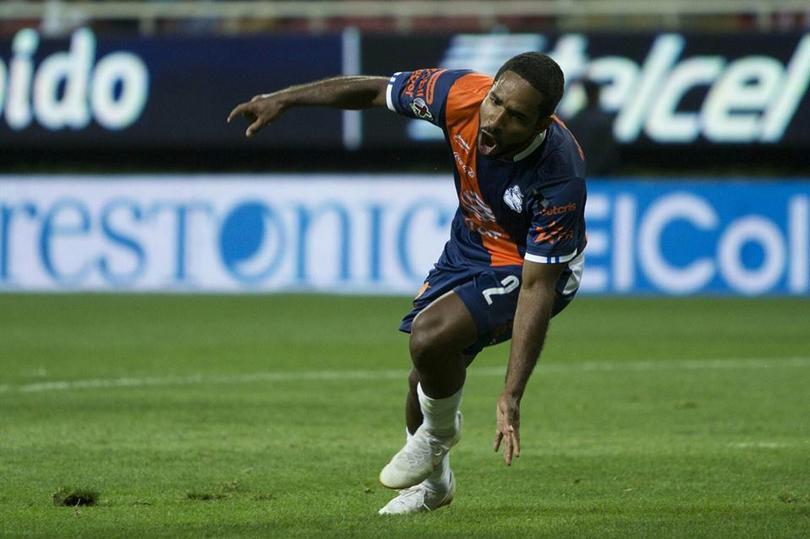 Brayan Angulo metió dos goles y un autogol
