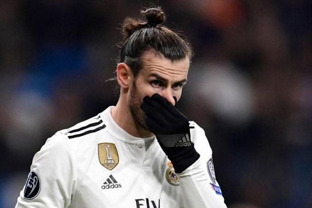 Gareth Bale será una de las cuatro bajas del Real Madrid
