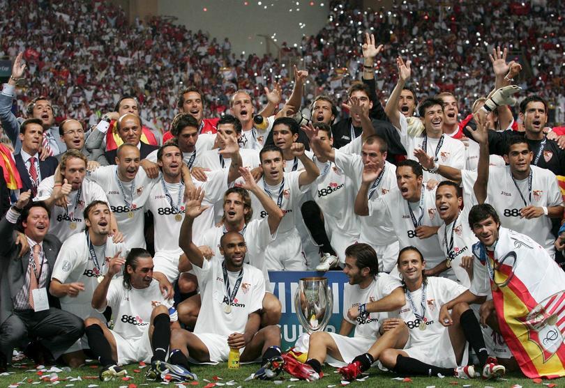 Campeones Supercopa de Europa