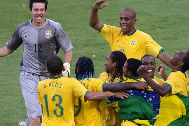 Campeón Copa América 2007