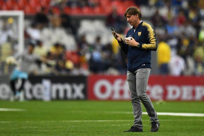 Leandro Augusto dejaría a Pumas