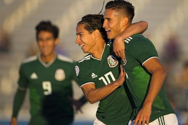 Diego Lainez encabeza la lista de México para el Mundial Sub-20