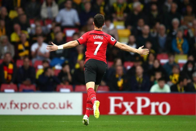 Shane Long hizo el gol más rápido en la historia de la Premier
