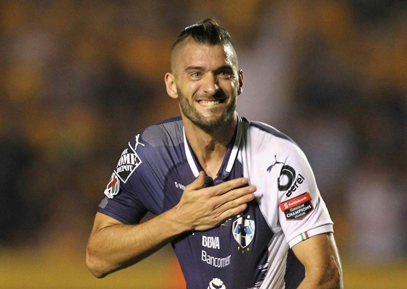Nico Sánchez metió el primer gol de Rayados