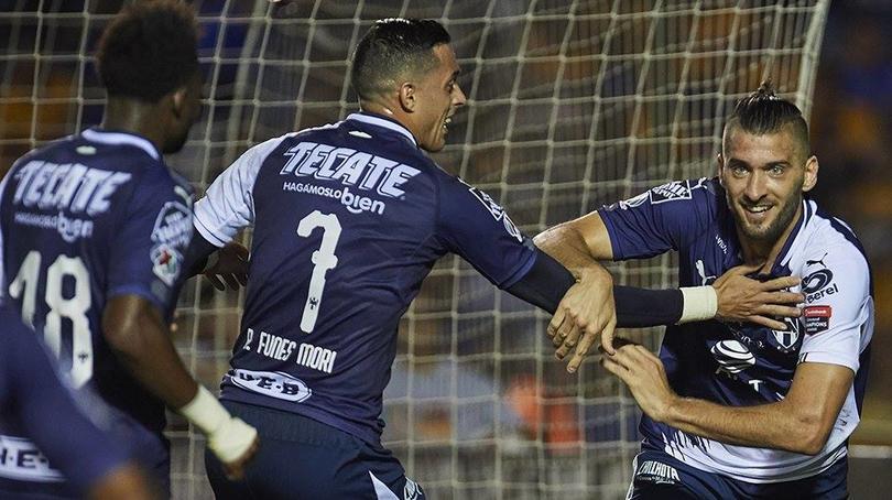 La ida de la final de la Concachampions es de Rayados