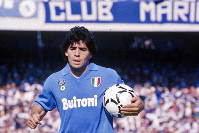 Diego Maradona tendrá nuevo documental que se estrenará en Cannes