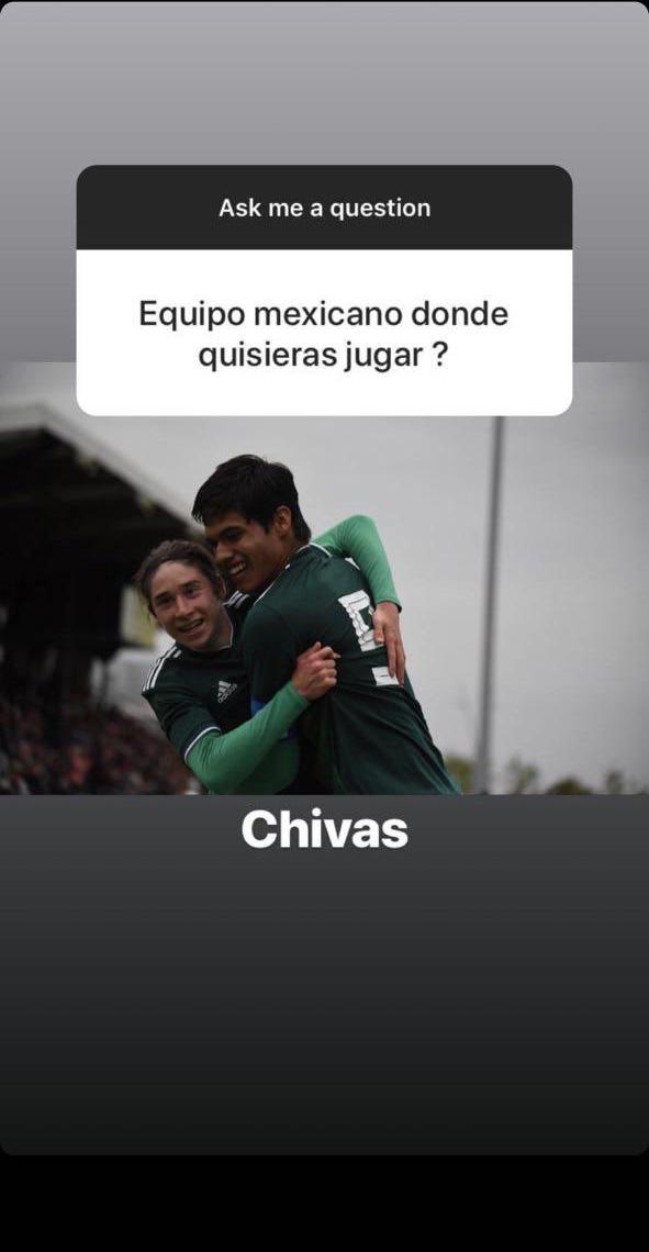Marcelo reveló que le gustaría jugar en Chivas