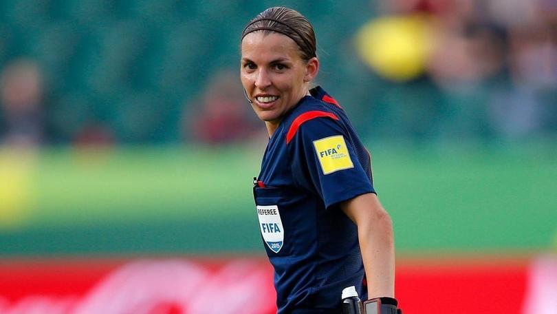 Stéphanie Frappar en la Ligue 2