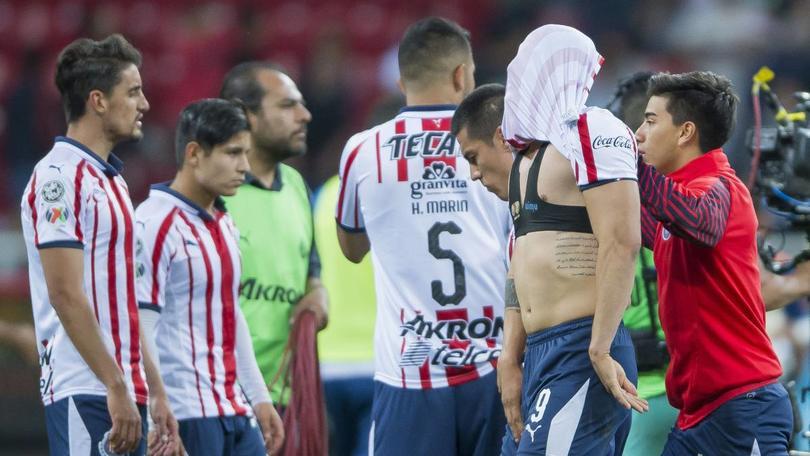 Chivas vive una de sus peores crisis
