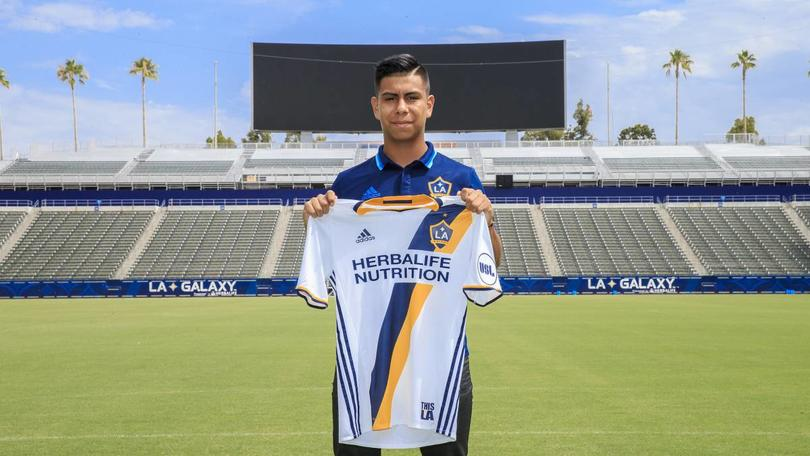 Efraín Álvarez quiere ser figura con la Selección Mexicana