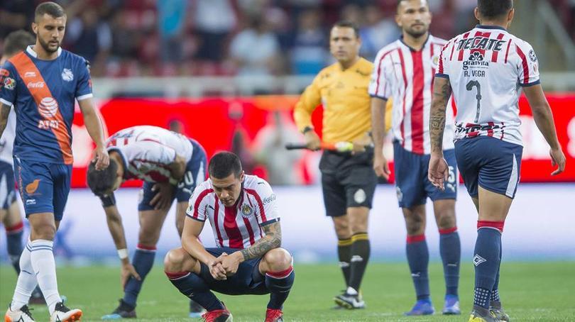 Chivas tendrá serios problemas de descenso para el próximo torneo