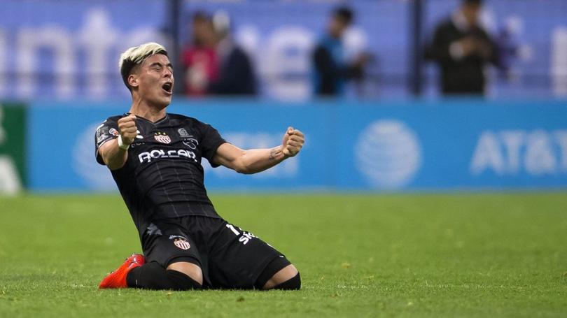 Brian Fernández dejaría al Necaxa para jugar en la MLS