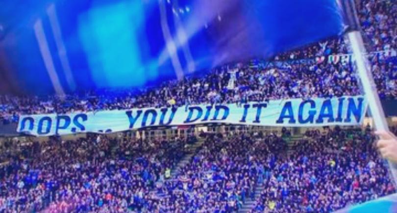 Afición del Inter