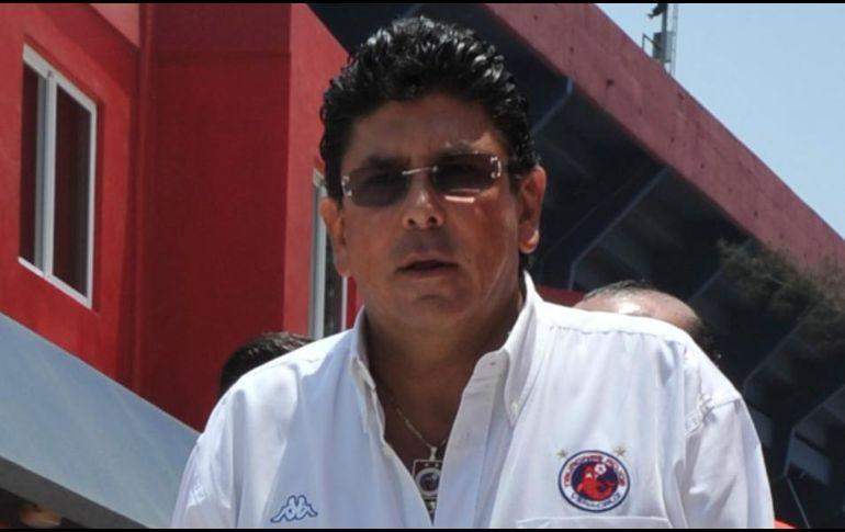 Fidel Kuri reclama a Yon de Luisa por mal arbitraje contra Veracruz