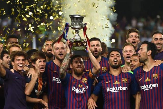 La Supercopa de España tendrá nuevo formato