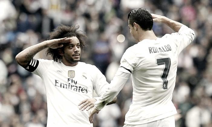 Marcelo y CR7