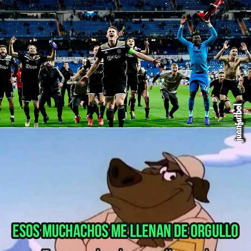 Semifinal Champions League